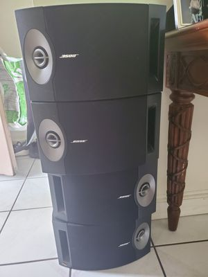 Bose 201v speakers for Sale in Peabody, MA