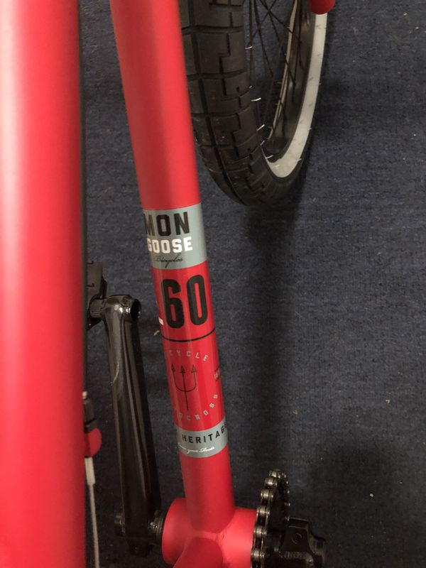 MONGOOSE BMX LEGION L60 Brand New!