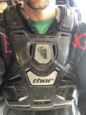 Chest protector motocross gear for Sale in Layton, UT