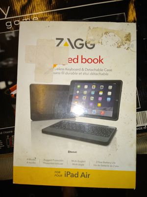 Case & Detachable Keyboard for Tablet for Sale in Murfreesboro, TN