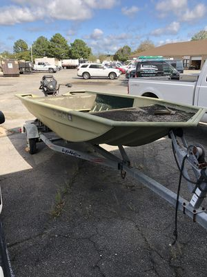 Polarcraft 1668 MV with 23 Hp Mud Buddy Hyperdrive. for Sale in Virginia Beach, VA