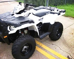 For sale 2014 Polaris Sportsman edition four wheeler! for Sale in Washington, DC