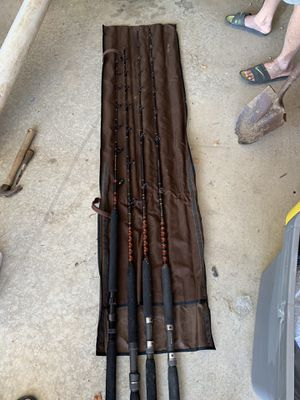Fishing rods,fishing reels Saltwater for Sale in Vallejo, CA