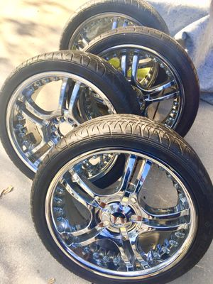 "18"" Chrome Rims for Sale in Odessa, FL"