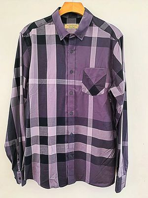 Burberry Men's Shirt for Sale in Inglewood, CA