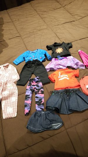 """18"""" doll clothes for Sale in Los Angeles, CA"""
