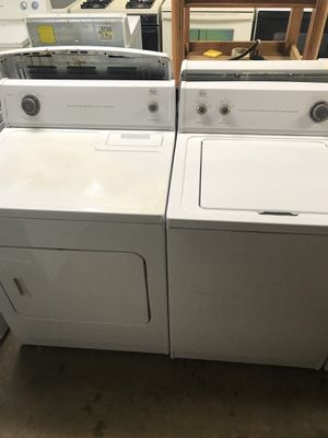 Roper Washer and Electric Dryer for Sale in Pittsburgh, PA