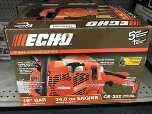 Echo chainsaw new for Sale in Orlando, FL