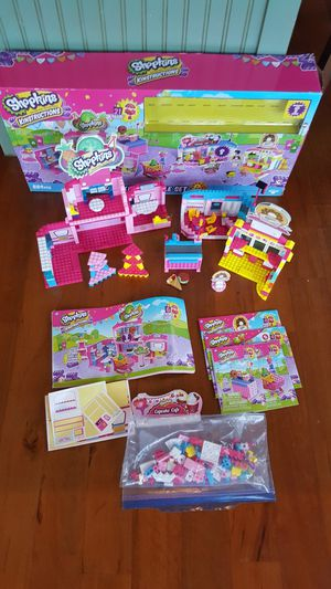 Shopkins Deluxe Shopping Set $25 for Sale in Everett, WA