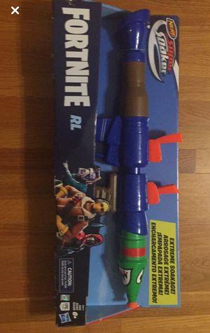 Fortnite Nerf Water gun for Sale in Millbury, MA