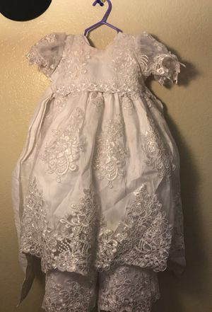 Baptisms dress for Sale in Moreno Valley, CA