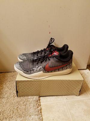Nike Mamba Rage black crimson size 13 for Sale in San Leandro, CA