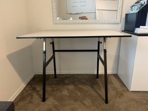 Drafting table/desk for Sale in Austin, TX