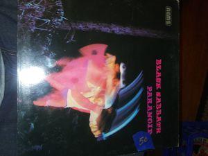 Black Sabbath Holland press for Sale in S CHESTERFLD, VA