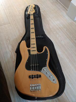 Squier Jazz Bass Guitar - 4 string for Sale in Philadelphia, PA