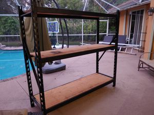 Heavy Duty Bulk Storage Rack for Sale in Pompano Beach, FL