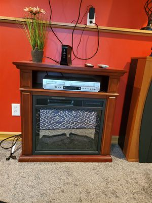 Electric fireplace for Sale in Colona, IL