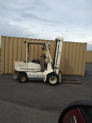Alice forklift 4000 lb capacity single stage for Sale in Westminster, CO