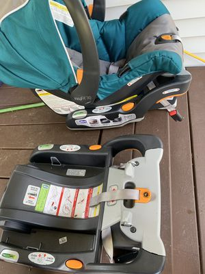 Infant baby car seat with 2 booster seats for Sale in Lockport, NY