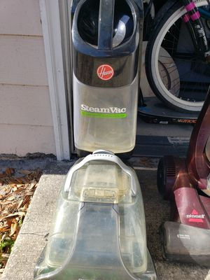 Steaming Vaccum cleaners for Sale in Jacksonville, FL