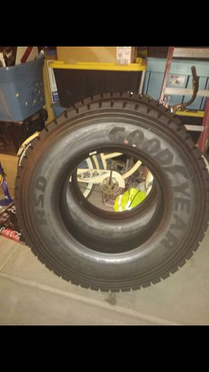 Goodyear Trailer Tires for Sale in Perris, CA
