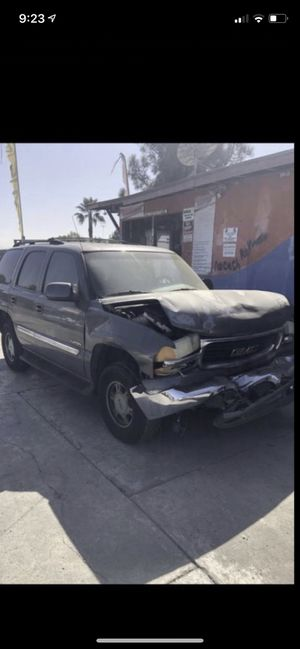 2002 GMC Yukon for part for Sale in Chula Vista, CA