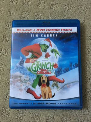 How the Grinch Stole Christmas Blu-Ray for Sale in Garden Grove, CA