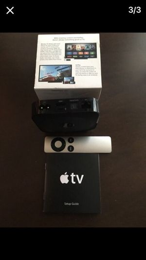Apple TV 3 gen for Sale in Daly City, CA