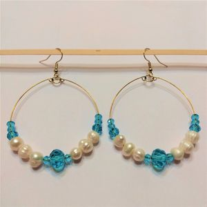 Natural fresh water Pearl dangle Earring Large for Sale in Peoria, IL