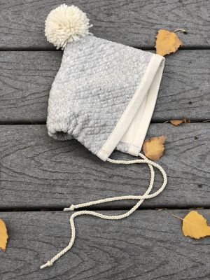 Handmade winter baby bonnets! for Sale in Chelan, WA