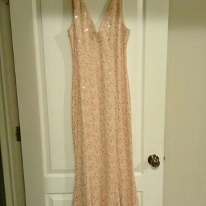Rose Gold Prom, Formal,bridesmaid Dress for Sale in Haines City, FL