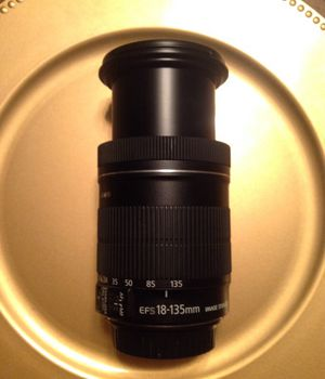 CANON 18-135mm for Sale in Washington, DC
