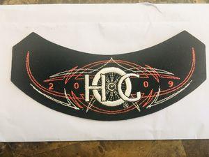Harley Davidson Motorcycles Jacket Vest Patch #4 for Sale in Spring Hill, FL