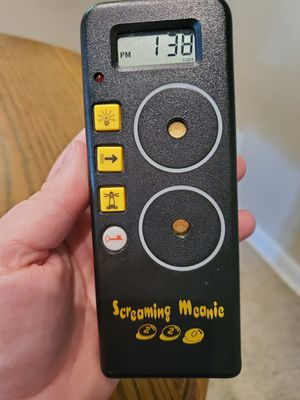 Screaming Meanie Alarm Clock for Deep Sleepers for Sale in Spring, TX