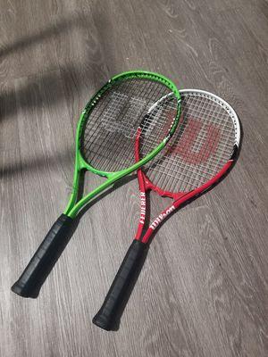 Like New Tennis Rackets for Sale in Lutz, FL