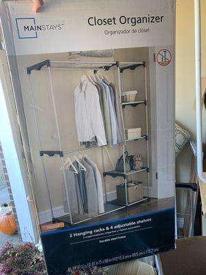 Closet organizer for Sale in Bentonville, AR