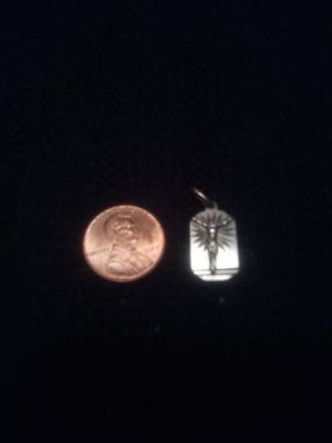 Jesus silver pendant for Sale in Von Ormy, TX