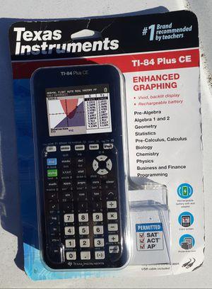 New TI-84 Plus CE Calculator for Sale in Portland, OR
