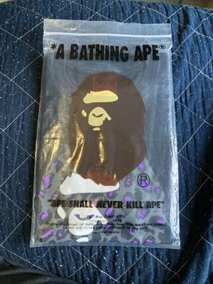 Bape tees for Sale in Madera, CA