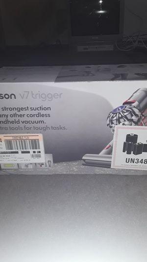 Dyson v7 trigger for Sale in Fresno, CA