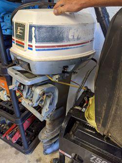 35 hp Evinrude—Runs Great for Sale in Bumpass,  VA