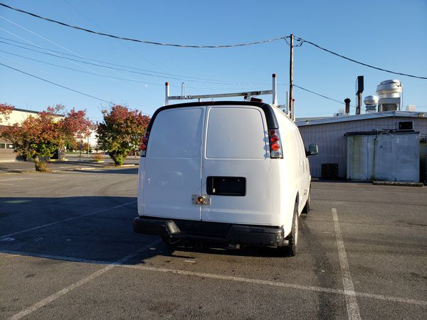 2011 Chevy express 1500 One owner