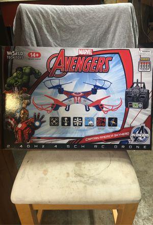 Marvel Avengers Captain America Drones for Sale in Watauga, TX