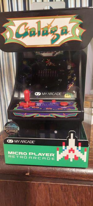 Galaga mini arcade game for Sale in Hartford, CT