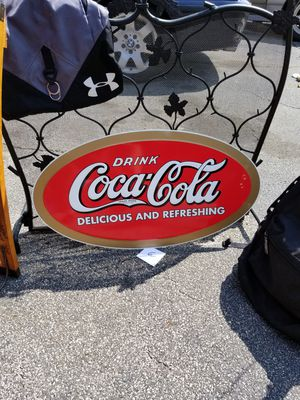 Coca cola sign for Sale in Griffith, IN