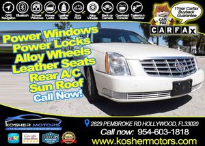 2010 Cadillac DTS for Sale in Hollywood, FL