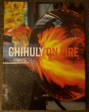Chihuly On Fire book autographed for Sale in Seattle, WA