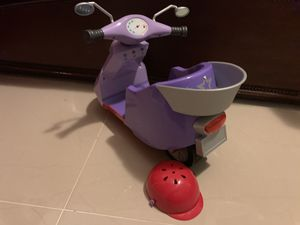 American girl doll motorcycle for Sale in Port St. Lucie, FL