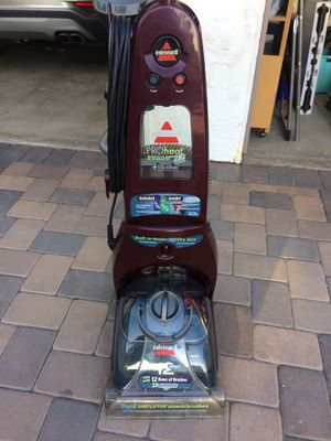 Bissell pro heat carpet cleaner for Sale in El Cajon, CA