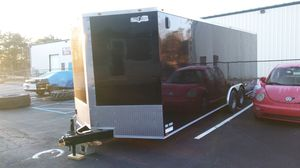 ENCLOSED VNOSE ALUMINUM TRAILERS ALL SIZES for Sale in New York, NY